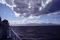 Korsika kommt in Sicht