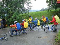 Mit dem Bergroller nach Grindelwald