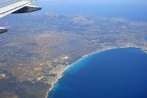 Die Bucht von Alcudia