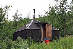 Schutzhütte Jågge