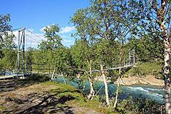 Brücke über den Sjnjuvtjudisjåhkå