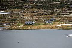 DNT Hütte Hellevassbu