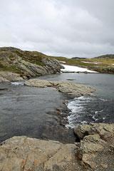 Furt am Grøndalsvatnet