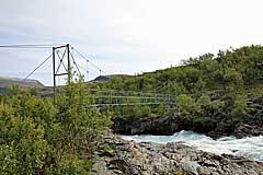 Brücke über den Aliseatnu