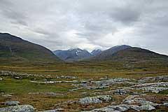 Blick ins westliche Sarvesvágge
