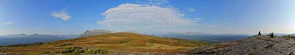 Panorama vom Prinskullen